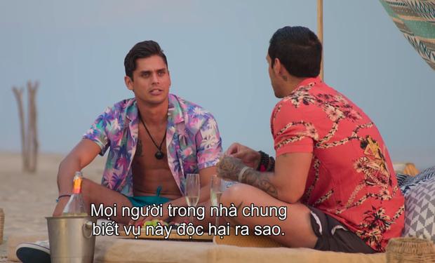 Trại kiêng sex bất ngờ sắp xếp cuộc hẹn riêng cho 2 trai hư, định tạo cặp LGBT đầu tiên tại Too Hot To Handle? - Ảnh 5.