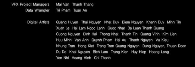 Hàng loạt người Việt chiếm đóng phần credit của Squid Game, netizen xem mà phổng mũi tự hào - Ảnh 4.