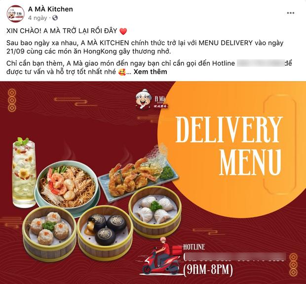 Nhà hàng của Trấn Thành và dàn sao Việt thông báo mở cửa trở lại tại Sài Gòn, vài nơi vẫn im ắng trên mọi mặt trận - Ảnh 2.