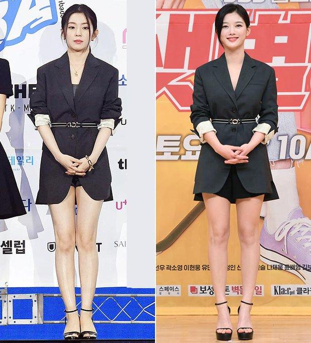 3 lần đụng hàng với toàn thứ dữ của Kim Yoo Jung: Ngang cơ với 2 IT Girl đình đám, lấn át visual hàng đầu Kpop nhưng liệu có hơn 2 chị đại Kbiz? - Ảnh 3.