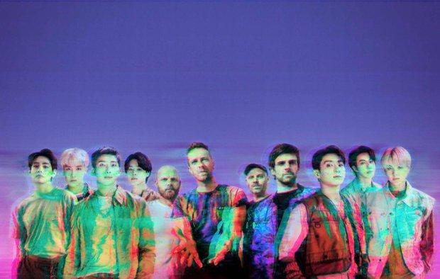Coldplay và BTS tung bài collab: Người khen hay nhưng màu nhạc quá cũ, giọng Chris Martin cân hết cả bài! - Ảnh 2.