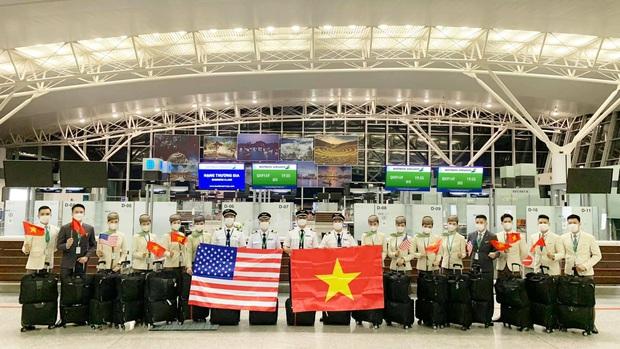 HOT: Cuối cùng Việt Nam cũng thực hiện được chuyến bay thẳng đầu tiên sang Mỹ, dân mạng hay tin ai cũng hỏi ngay điều này - Ảnh 4.