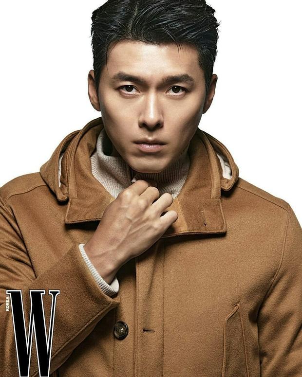 Nam thần Hyun Bin tung bộ ảnh lộ cả khuyết điểm mà chị em vẫn gào thét: Đúng là có người yêu vào có khác, visual lên hương hẳn - Ảnh 3.