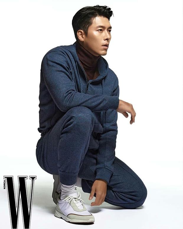 Nam thần Hyun Bin tung bộ ảnh lộ cả khuyết điểm mà chị em vẫn gào thét: Đúng là có người yêu vào có khác, visual lên hương hẳn - Ảnh 7.
