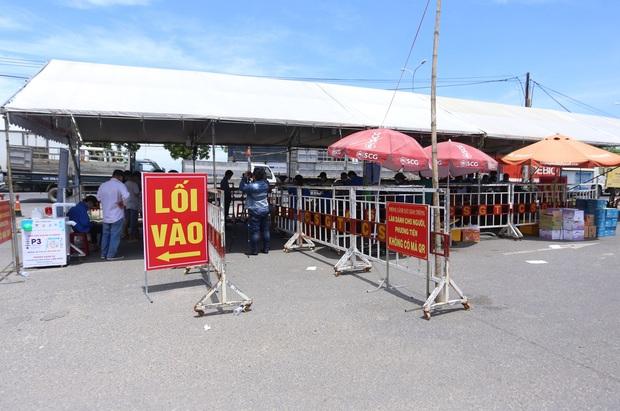 Đà Nẵng cho phép người dân không bị phong tỏa được ra khỏi thành phố - Ảnh 1.