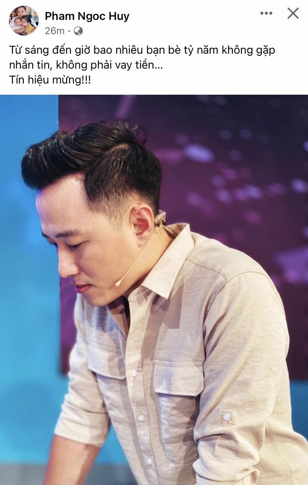 Khánh Vy trở thành MC Olympia mới, MC Ngọc Huy chỉ nói 2 câu khiến khán giả cười ngất, đồng loạt muốn đi coi trực tiếp - Ảnh 3.
