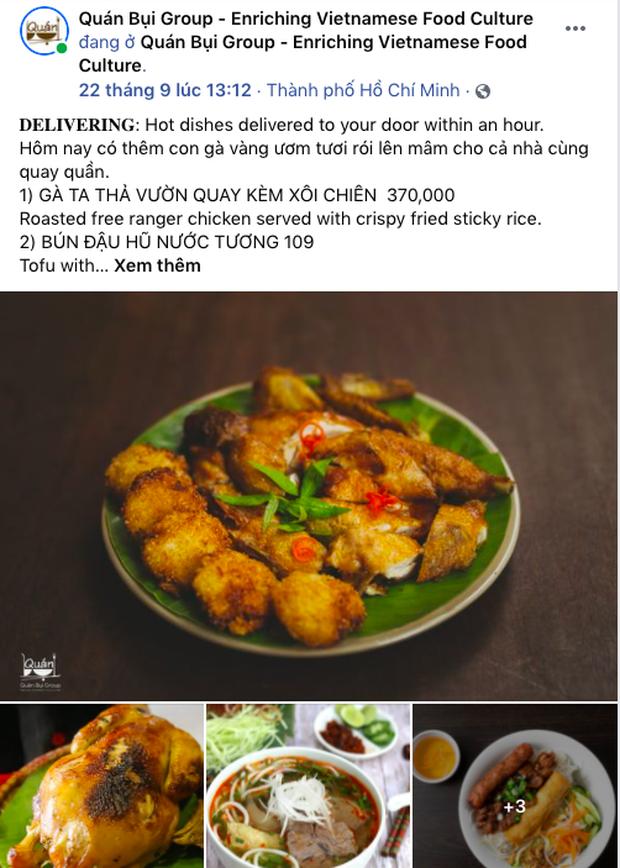 Nhà hàng của Trấn Thành và dàn sao Việt thông báo mở cửa trở lại tại Sài Gòn, vài nơi vẫn im ắng trên mọi mặt trận - Ảnh 13.