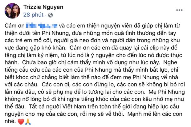 Vợ cũ Bằng Kiều: Phi Nhung đã trở nặng, bác sĩ nói với con gái gia đình nên chuẩn bị tinh thần - Ảnh 7.
