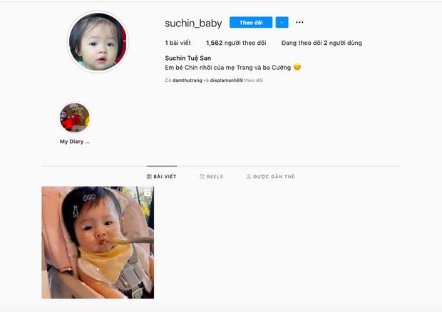 Ái nữ mới 1 tuổi, mẹ bỉm Đàm Thu Trang quyết định lập gia tài riêng giống nhà Hoà Minzy, Đông Nhi? - Ảnh 3.