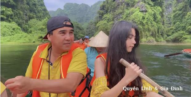 Hai con gái MC Quyền Linh toả sáng ở Ninh Bình, Lọ Lem cực hút với nhan sắc xinh như minh tinh Hong Kong - Ảnh 8.