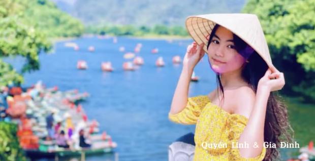 Hai con gái MC Quyền Linh toả sáng ở Ninh Bình, Lọ Lem cực hút với nhan sắc xinh như minh tinh Hong Kong - Ảnh 7.