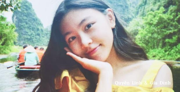 Hai con gái MC Quyền Linh toả sáng ở Ninh Bình, Lọ Lem cực hút với nhan sắc xinh như minh tinh Hong Kong - Ảnh 2.