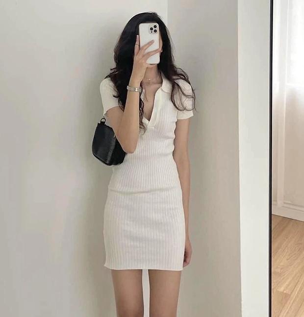 Nhiều váy bánh bèo xinh xắn đang sale rẻ không mua thì phí, có chiếc style Hàn sang chảnh chưa đến 300k - Ảnh 3.