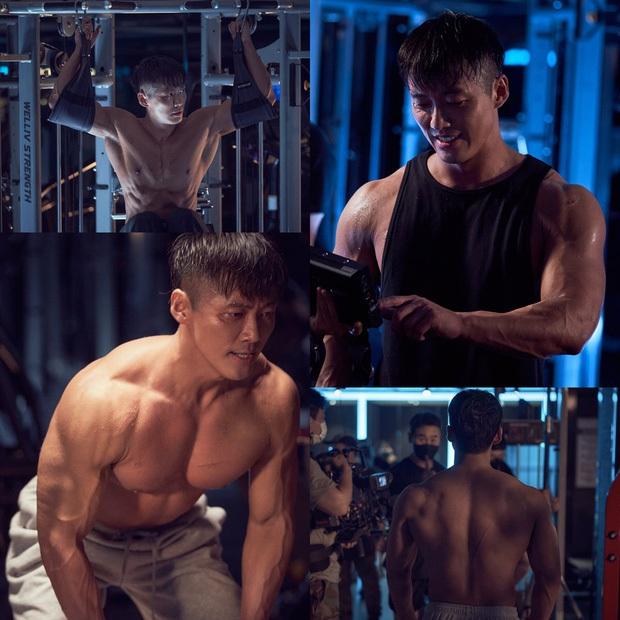 Nam diễn viên đang hot vì body lột xác quá daddy hoá ra cũng từng đóng cảnh giường chiếu táo bạo trong MV 18+ với mỹ nữ T-ara - Ảnh 2.