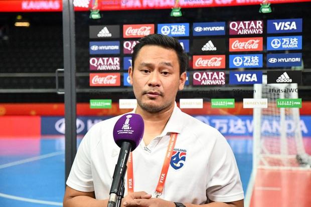 Để thua kỷ lục, thầy trò HLV Thái Lan chán nản tột cùng, thi nhau xin lỗi CĐV - Ảnh 1.