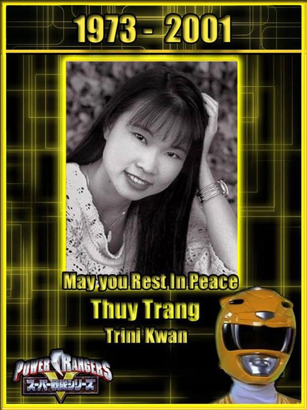 Bi kịch của nàng siêu nhân vàng gốc Việt: Qua đời vì tai nạn thảm khốc, bị ekip đàn em lấy cái chết ra xúc phạm, đùa cợt - Ảnh 7.