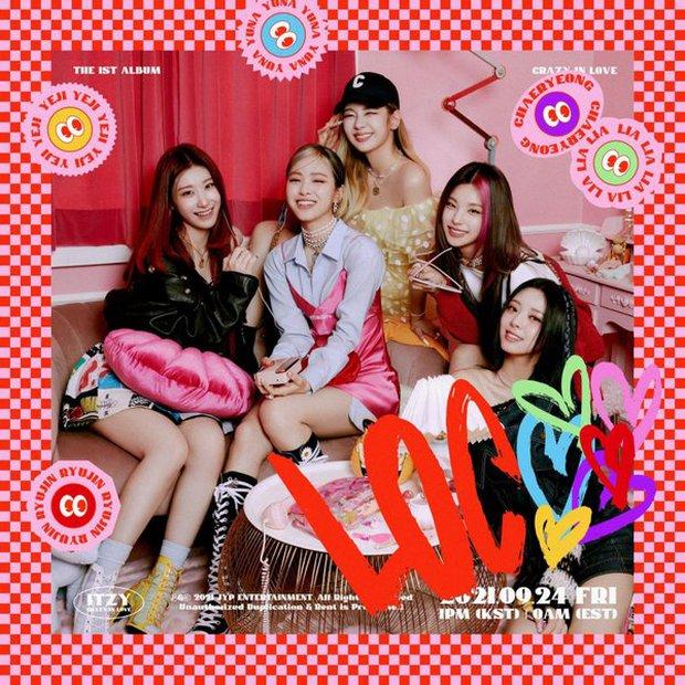 """ITZY chia line bài mới: Lại là cảnh """"Yeji và những người bạn"""", hát chính Lia có bị ảnh hưởng vì scandal? - Ảnh 1."""
