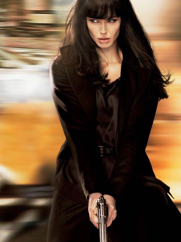 Nữ thần sắc đẹp Angelina Jolie từng hủy nhan sắc để giả trai trong phim, nam tính đến đâu mà Brad Pitt chạy mất dép? - Ảnh 1.