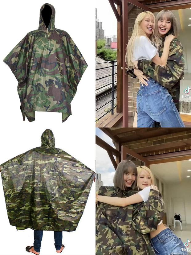 Lisa bỗng hóa gái Việt ngon ơ bên áo rằn ri, netizen chần chờ gì nữa mà không cheap moment với chị iu ngay thôi - Ảnh 2.