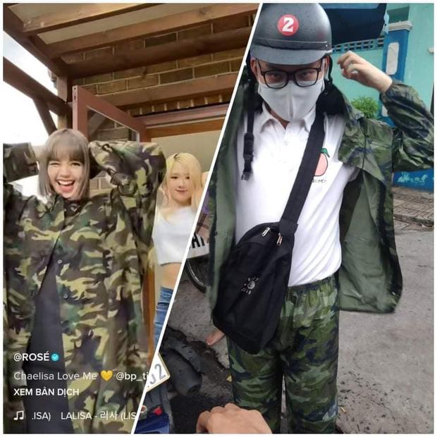 Lisa bỗng hóa gái Việt ngon ơ bên áo rằn ri, netizen chần chờ gì nữa mà không cheap moment với chị iu ngay thôi - Ảnh 7.