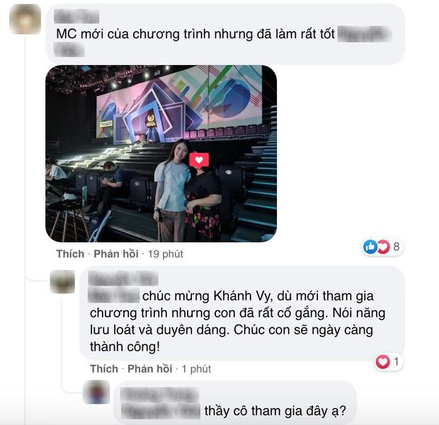 Thay Diệp Chi tại Đường Lên Đỉnh Olympia, Khánh Vy được người có mặt ở buổi ghi hình nhận xét trong 3 chữ - Ảnh 2.