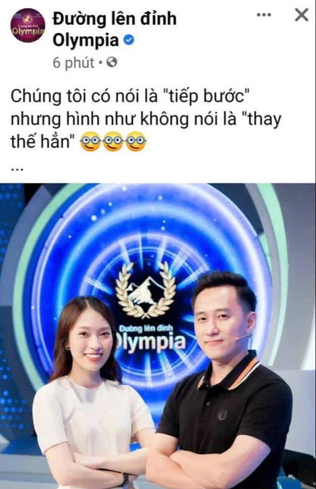 """Fanpage Đường Lên Đỉnh Olympia doạ cho netizen """"bay màu"""" nếu nhắc điều này dưới bài đăng về vụ thay MC - Ảnh 2."""