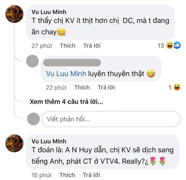 Xuất hiện comment của phó phòng tại VTV trên fanpage Đường Lên Đỉnh Olympia, nói gì mà bị netizen bảo luyên thuyên? - Ảnh 2.
