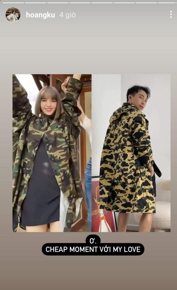 Lisa bỗng hóa gái Việt ngon ơ bên áo rằn ri, netizen chần chờ gì nữa mà không cheap moment với chị iu ngay thôi - Ảnh 4.