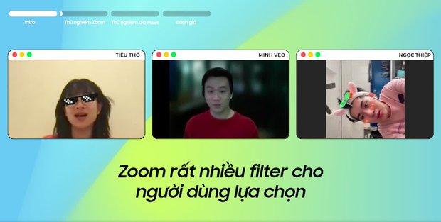 No Tech Bro #2: Cùng Tiêu Thố, Minh Vẹo và Ngọc Thiệp quậy tung 2 ứng dụng hot nhất hiện nay Zoom và Google Meet, đâu mới là chân ái? - Ảnh 5.