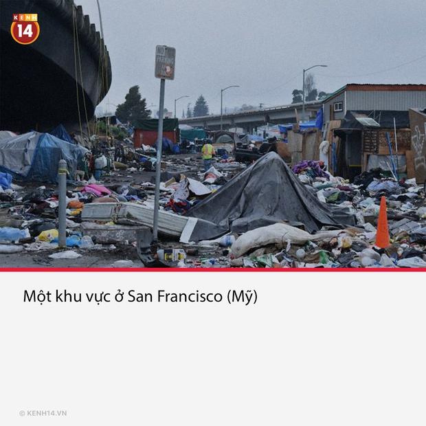 14 hình ảnh địa ngục đô thị cho thấy con người đã tự tàn phá chất lượng sống của mình như thế nào - Ảnh 4.