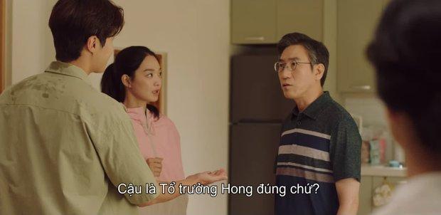 Kim Seon Ho nhận là người yêu Shin Min Ah, thành công lấy lòng bố vợ ở Hometown Cha-Cha-Cha tập 9 - Ảnh 1.