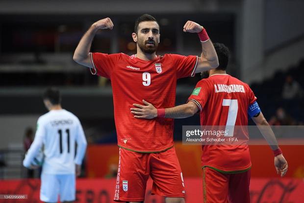 Hai đại diện châu Á tạo nên trận đấu như phim hành động ở vòng 16 đội Futsal World Cup 2021 - Ảnh 2.