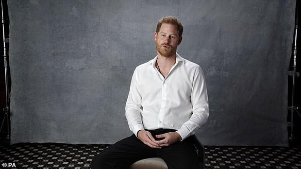 Hoàng tử Harry bất ngờ bị dư luận ném đá dữ dội vì một lời nhận xét về vợ chồng Nữ hoàng Anh - Ảnh 1.