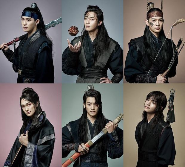 6 sao Hàn khiến fan năn nỉ đừng đóng cổ trang: Lee Min Ho đẹp cỡ nào cũng thấy sai, Park Seo Joon bị gọi là thảm họa - Ảnh 13.
