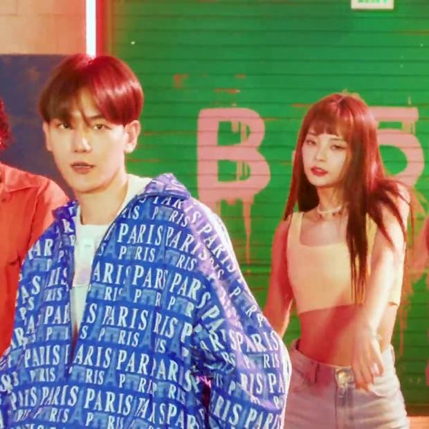 Phát hiện bản sao giống hệt Jennie (BLACKPINK), hoá ra lại là dancer quen mặt của Baekhyun, Kang Daniel? - Ảnh 7.