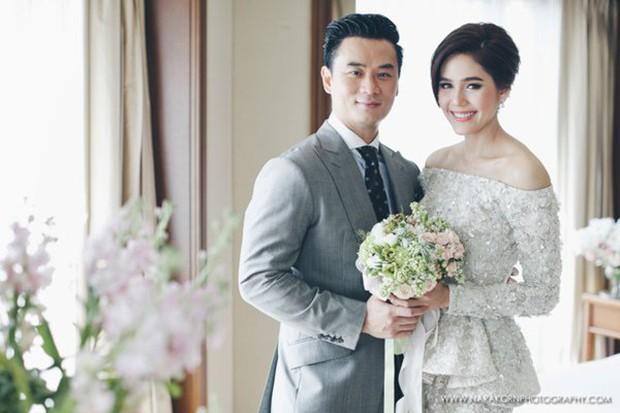 Nữ hoàng showbiz Thái Lan Chompoo Araya thông báo mang thai lần 2 với tỷ phú khét tiếng ở tuổi 40 - Ảnh 5.