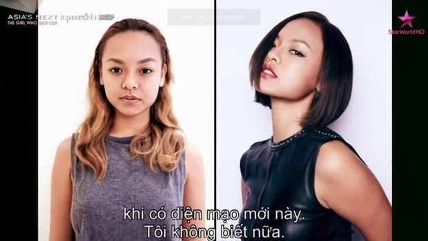 6 pha lột xác của đại diện Việt Nam tại Next Top Model châu Á: Người bị dìm lộ liễu, người thăng hạng visual - Ảnh 8.
