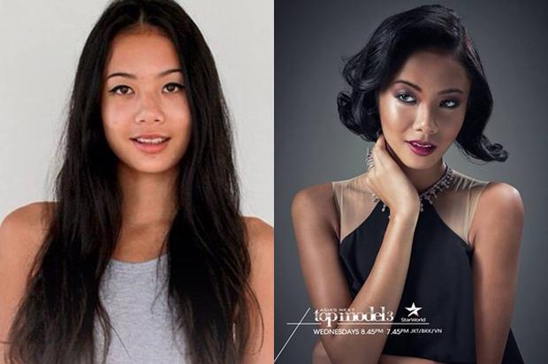 6 pha lột xác của đại diện Việt Nam tại Next Top Model châu Á: Người bị dìm lộ liễu, người thăng hạng visual - Ảnh 5.