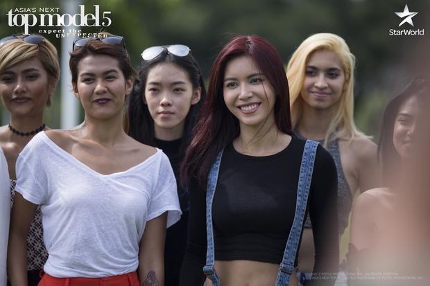 6 pha lột xác của đại diện Việt Nam tại Next Top Model châu Á: Người bị dìm lộ liễu, người thăng hạng visual - Ảnh 12.