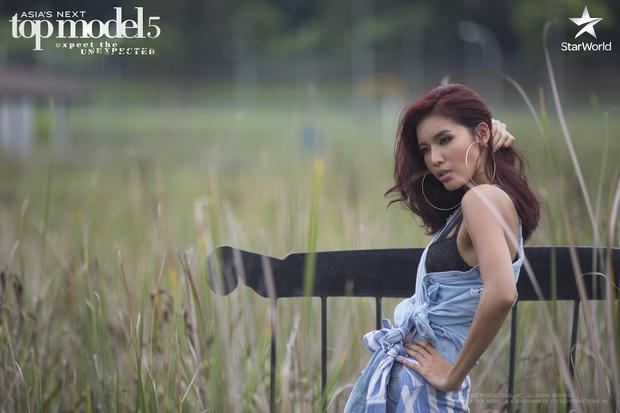 6 pha lột xác của đại diện Việt Nam tại Next Top Model châu Á: Người bị dìm lộ liễu, người thăng hạng visual - Ảnh 11.
