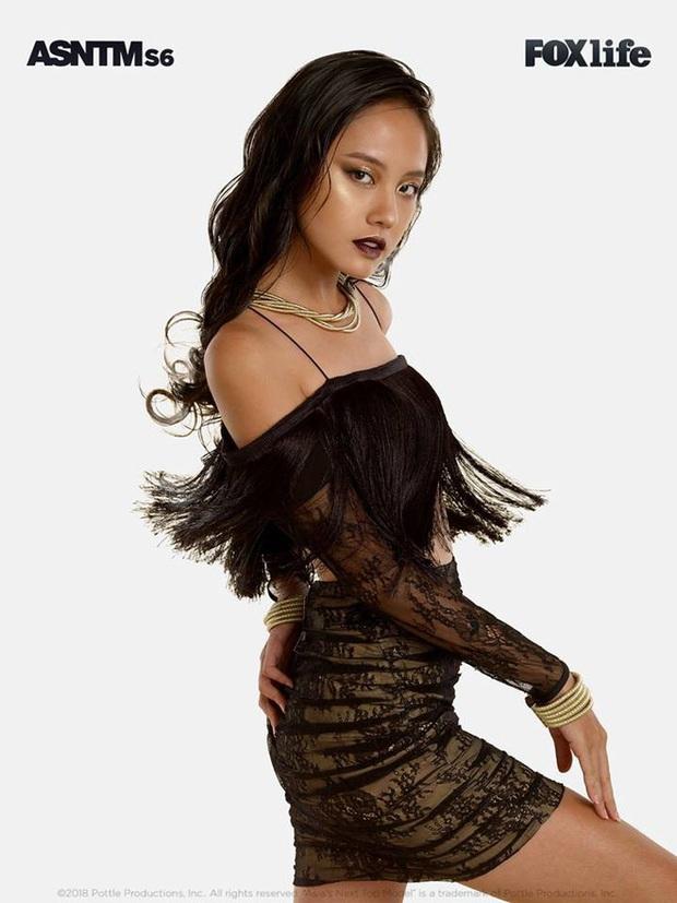 6 pha lột xác của đại diện Việt Nam tại Next Top Model châu Á: Người bị dìm lộ liễu, người thăng hạng visual - Ảnh 13.