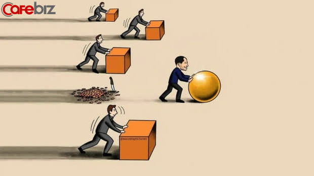 Nhìn vào lịch trình hàng ngày của vị CEO nổi tiếng, tôi nhận ra lý do tại sao mình nên bỏ đi những nỗ lực vô dụng - Ảnh 3.