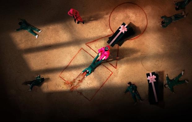 Biểu tượng Tròn - Tam giác - Vuông ở bom tấn Squid Game bị lầm tưởng lấy cảm hứng từ PlayStation, thực hư ra sao? - Ảnh 6.