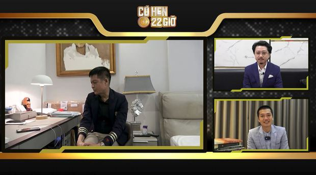 Vợ chồng Lâm Vỹ Dạ chí chóe trên sóng truyền hình vì chuyện ai làm việc nhà nhiều hơn - Ảnh 1.