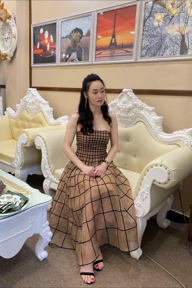 Bà Xuân (Hương Vị Tình Thân) khoe visual sang xịn như gái đôi mươi, netizen gọi con dâu Phương Oanh vào học hỏi! - Ảnh 1.