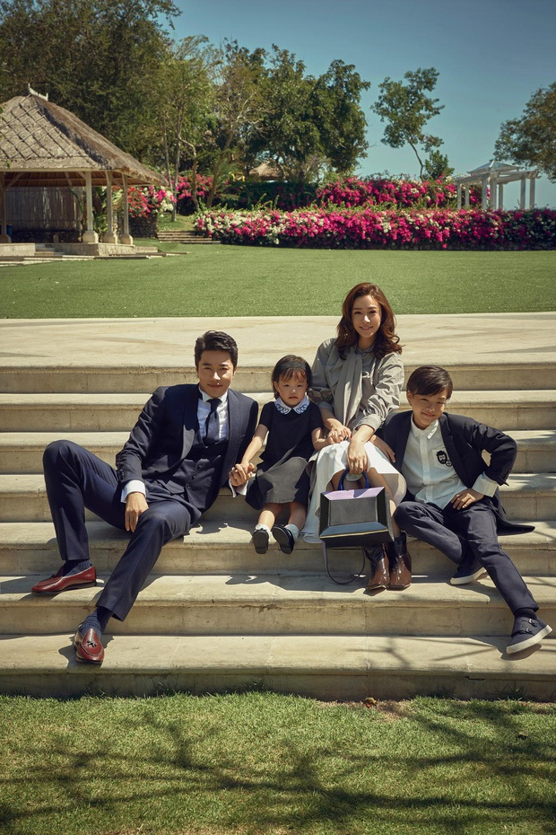 Bà xã Kwon Sang Woo hé lộ ảnh con gái út: Mới 6 tuổi chân đã dài ngút mắt, dự sẽ thành mỹ nhân tương lai như mẹ Á hậu - Ảnh 8.