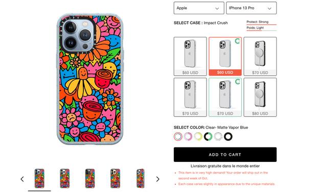 Joy (Red Velvet) tậu ốp iPhone xinh muốn xỉu, giá không hề rẻ và luôn trong tình trạng cháy hàng! - Ảnh 3.
