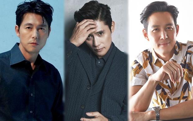 3 quý ông cực phẩm của màn ảnh Hàn: Bộ đôi Squid Game cũng chưa xuất sắc bằng cái tên cuối - Ảnh 1.
