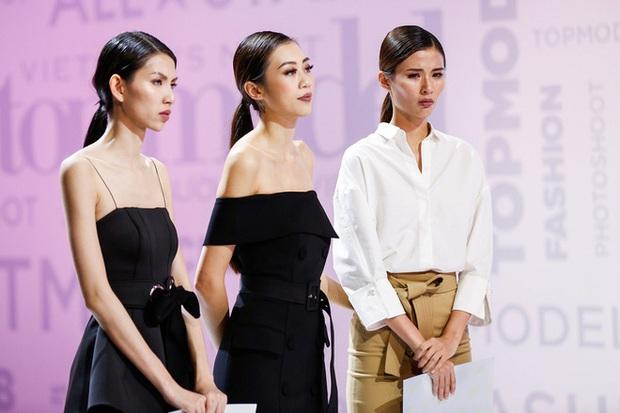 Phương Oanh vừa catwalk cho D&G, 3 cô mẫu team sang của Next Top bỗng bị réo tên vào drama căng đét - Ảnh 6.