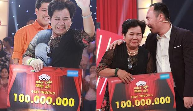 Huyền thoại bà chè trăm triệu: Đổi đời nhờ Thách Thức Danh Hài, đột ngột qua đời khiến dàn sao Việt xót xa - Ảnh 4.